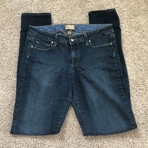 "Paige Premium Denim ""Peg Skinny"" Jeans"